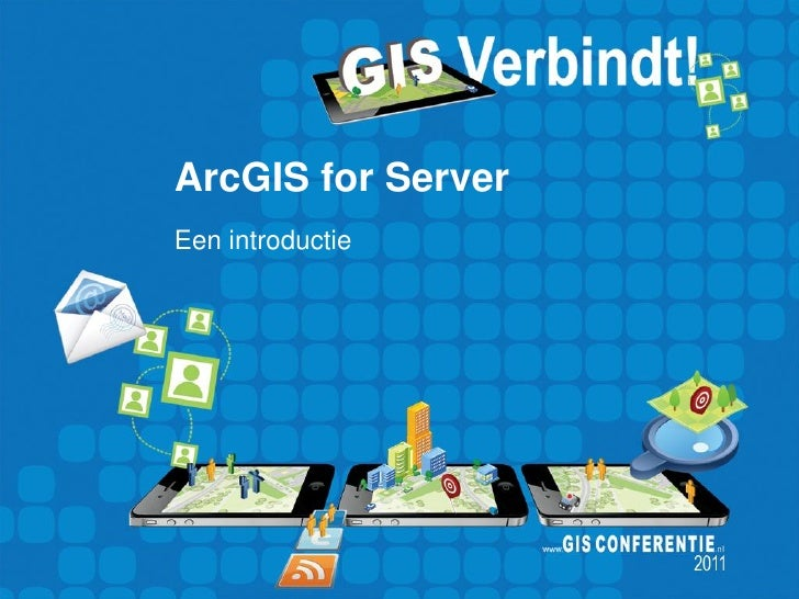 ArcGIS for ServerEen introductie