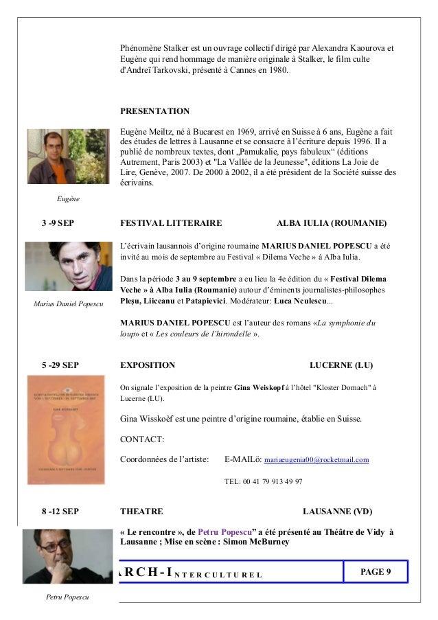 Phénomène Stalker est un ouvrage collectif dirigé par Alexandra Kaourova et Eugène qui rend hommage de manière originale à...