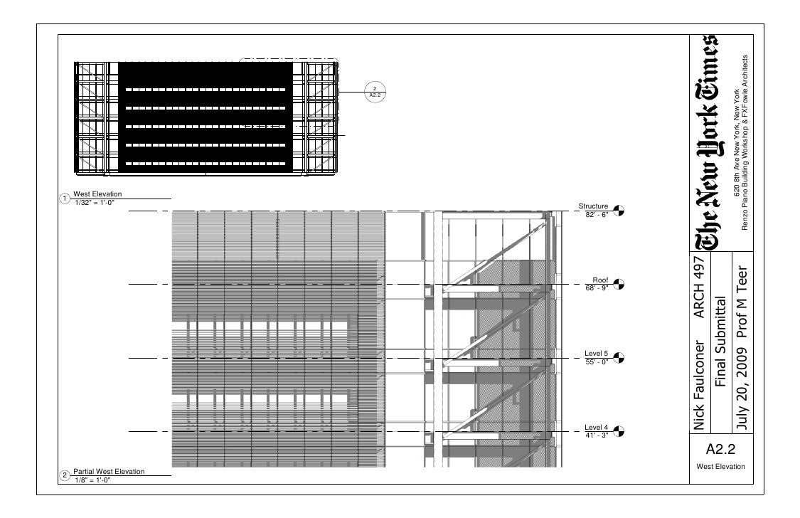 Revit Work Sample