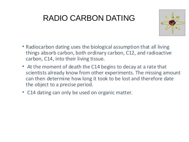 Limitations of carbon 14 dating
