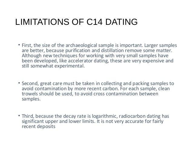 artifact dating methods