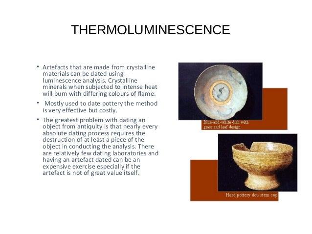 dating keramik ved termoluminescence speed dating ocean park