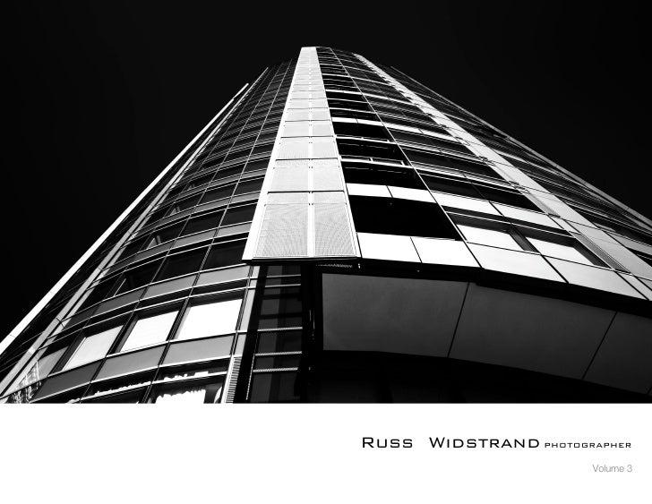Russ Widstrand photographer                        Volume 3
