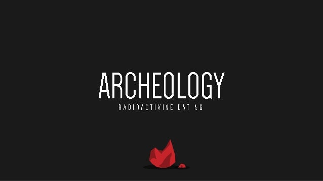 radiometric dating in archeology