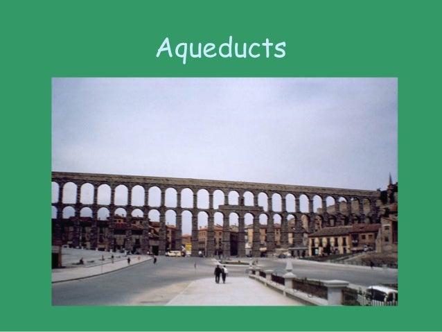 roman architecture - arches