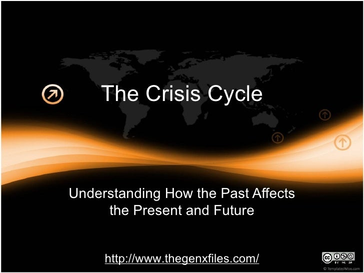 The Crisis Cycle Understanding How the Past Affects the Present and Future http://www.thegenxfiles.com/