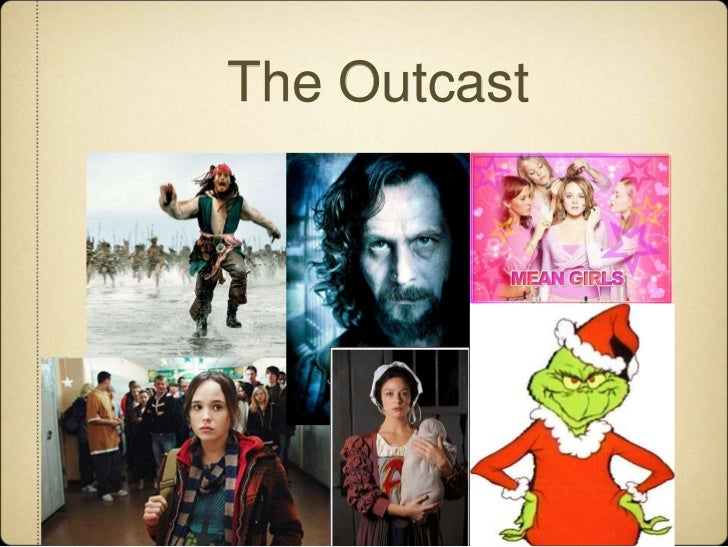 movies and the outcast archetype The damsel in distress is one of the oldest female archetypes and, until recently, has been a very popular archetype in literature and movies.