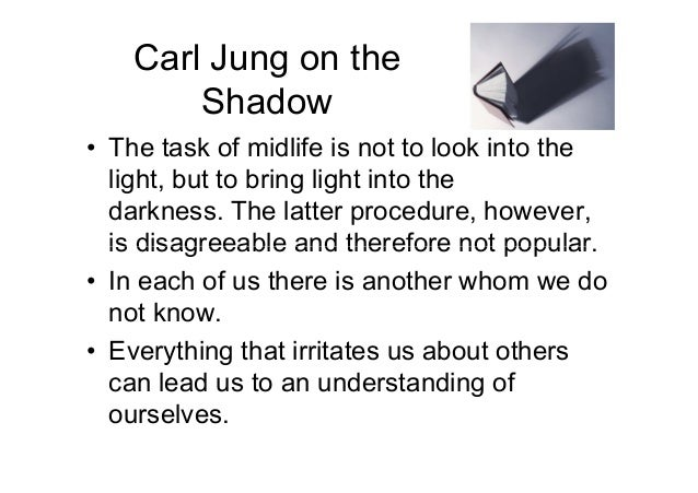 Image result for Jung shadows pic