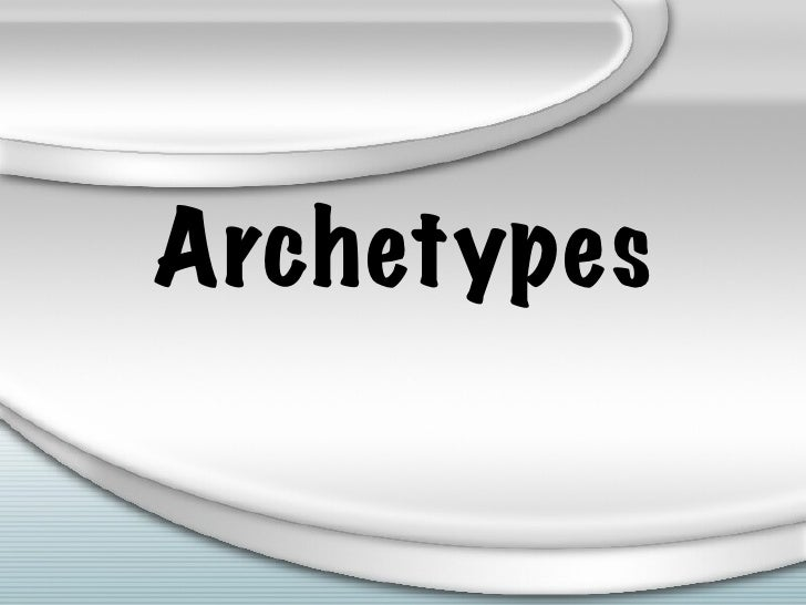 Levels of Thinking: An Introduction to Archetypes