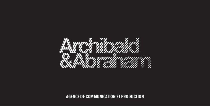 Agence de communication et production