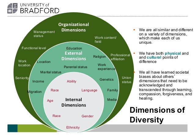 diversity in role in leadership Leaders in diversity and inclusion have taught us that it is an ongoing process, and it might require the help of an outside source — one that specializes in global diversity and inclusion in the workplace.