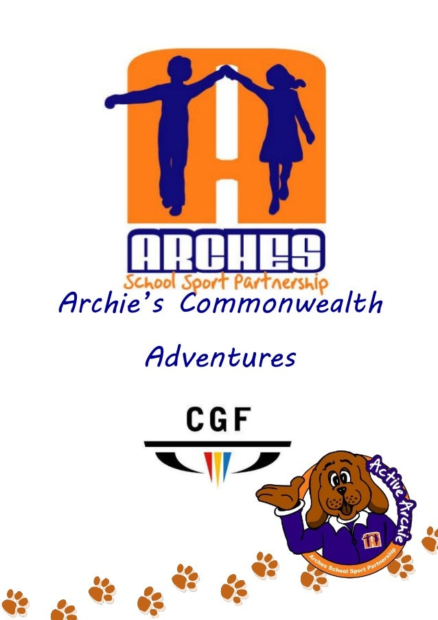 Archie's Commonwealth Adventures