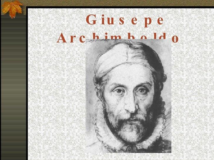 Giusepe Archimboldo