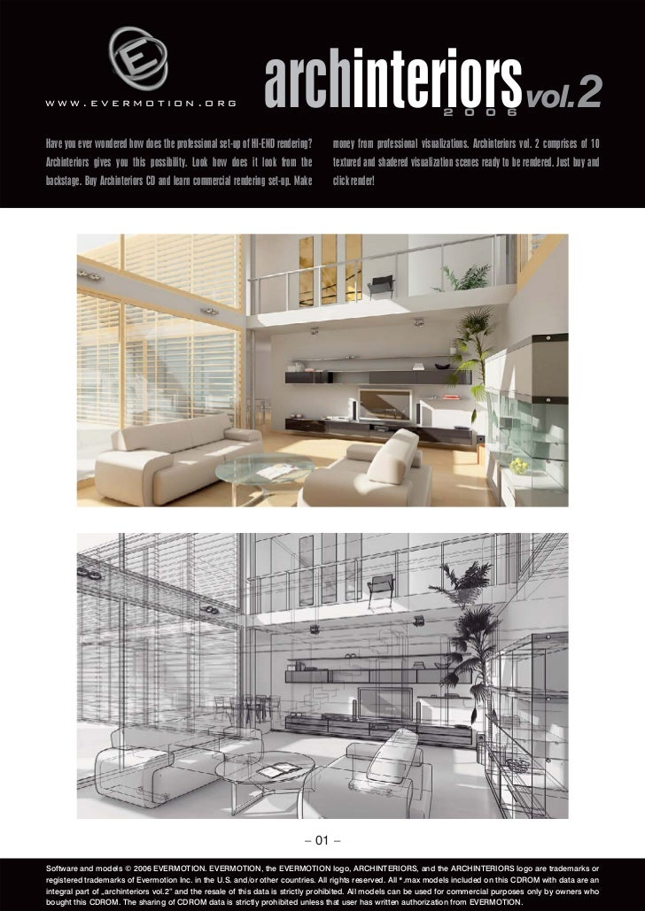 www.evermotion.org                                            archinteriors vol.2                              2 0 0 6Have...