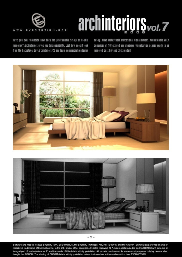 www.evermotion.org                                               archinteriorsvol.7                            2 0 0 6Have...