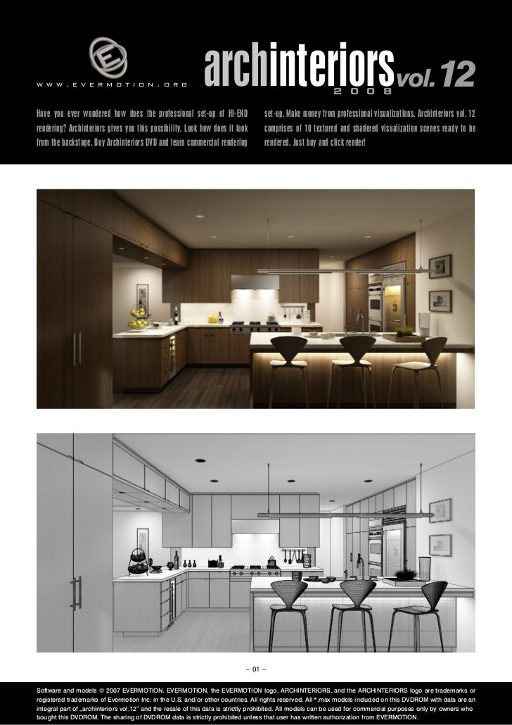 www.evermotion.org                                         archinteriorsvol.12                            2 0 0 8Have you ...