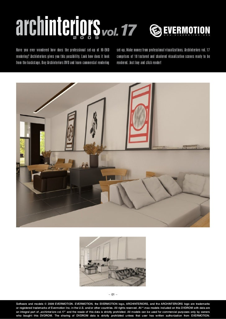archinteriors vol.17                         2 0 0 9Have you ever wondered how does the professional set-up of HI-END     ...