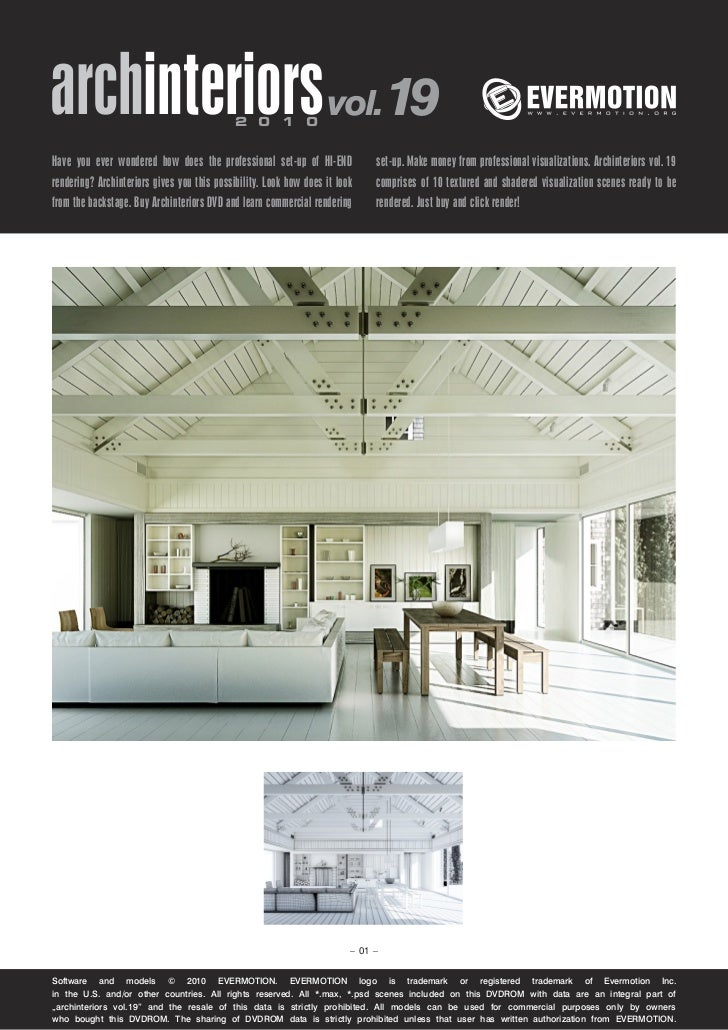 archinteriors vol.19                         2 0 1 0Have you ever wondered how does the professional set-up of HI-END     ...