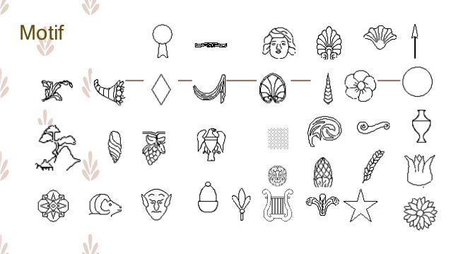 furniture motifs. Foot; 49. Furniture Motifs T