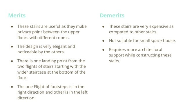 Architeca Designers and Builders - Types of Stairs with Merits and De…