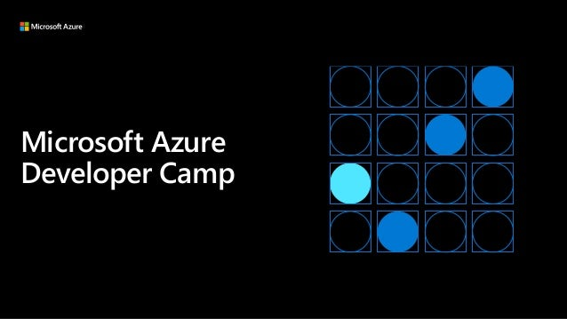 Microsoft Azure Developer Camp