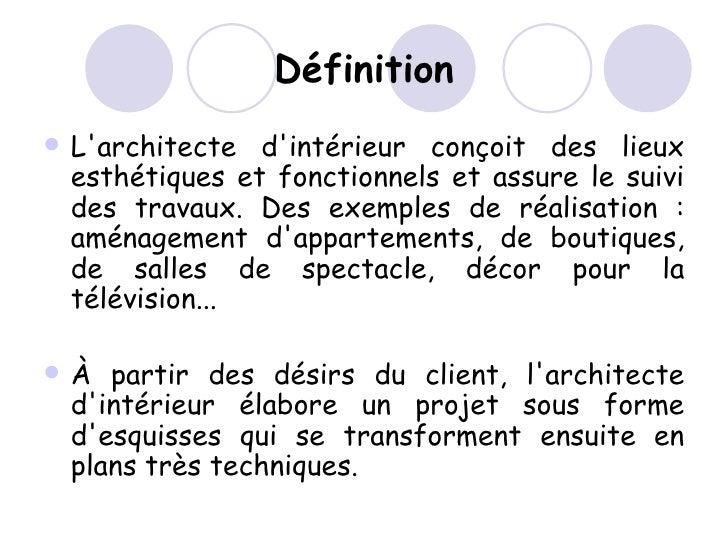 Architecte D Interieur Definition.Architecte D Interieur Scherding Julien