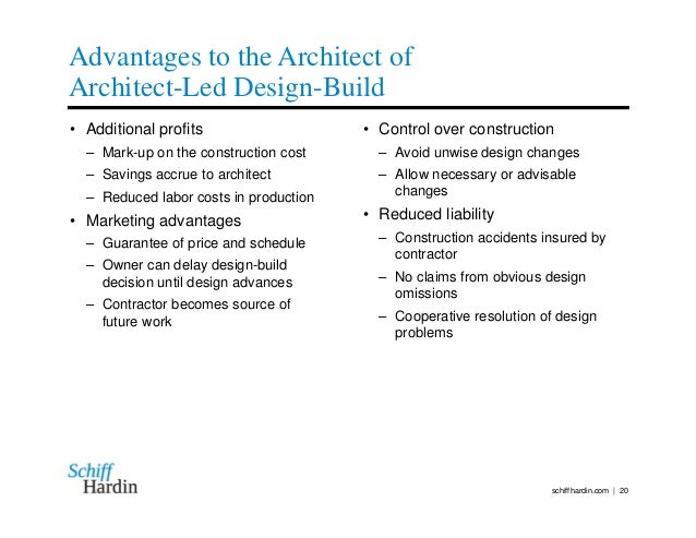 design build business model