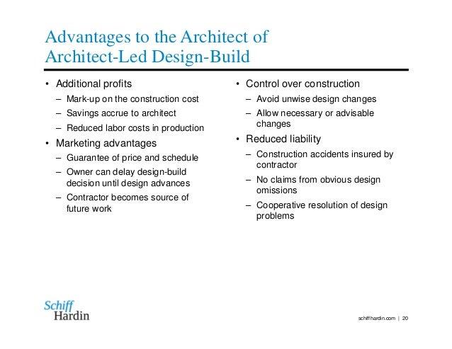 Designer-Led Design Build: Return of the Master Builder