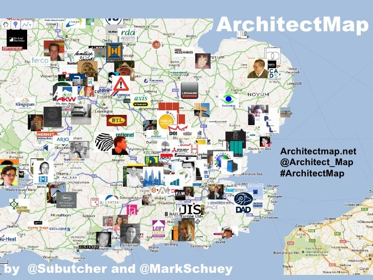 ArchitectMap                                Architectmap.net                                @Architect_Map                ...