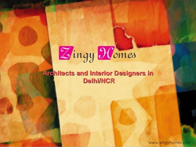 Top architects and interior designers near delhi ncr - Home interior designers near me ...