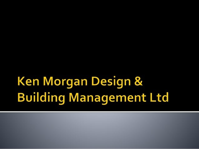  Welcome to Ken Morgan Architects, Ken initially set up in privateArchitectural Practice in 1976.The Architectural Studio...