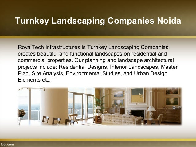 Architects Interior Designers Delhi Ncr Turnkey Landscaping Compani