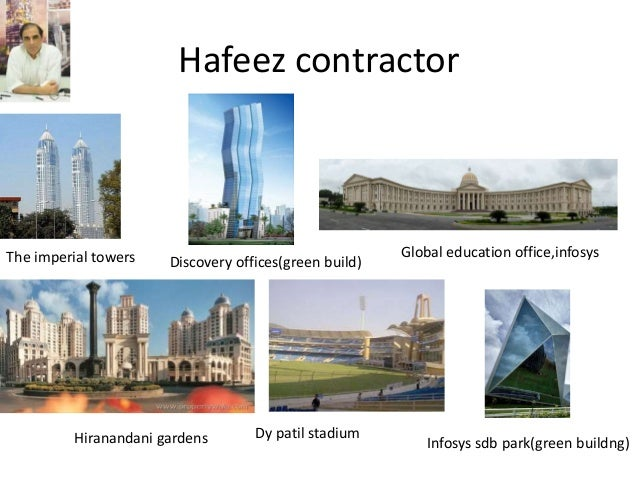 Architects And Buildings