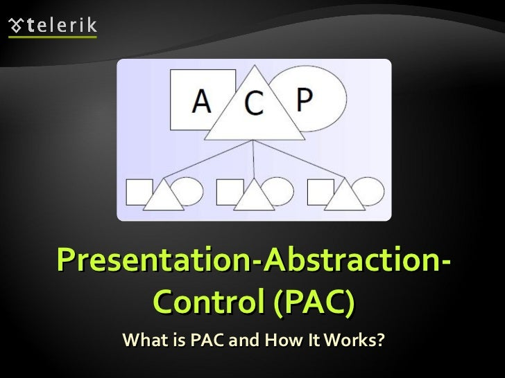 Presentation-Abstraction-Control (PAC) What is PAC and How It Works?