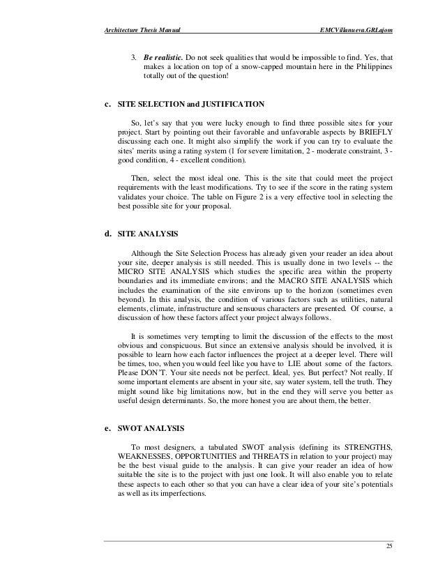 filipino architecture term paper
