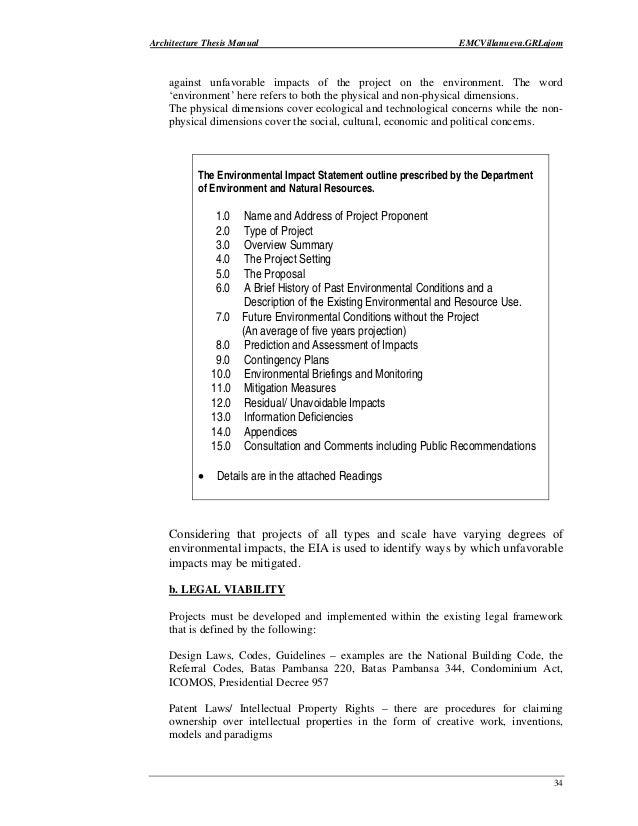 architecture thesis case study pdf
