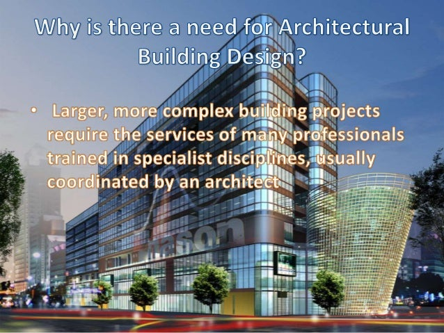 Architecture Design Of Building
