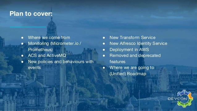 Architectural changes in the repo in 6.1 and beyond Slide 2