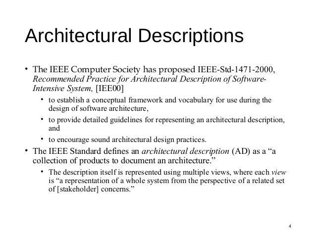 Architecture Design Vocabulary architectural design