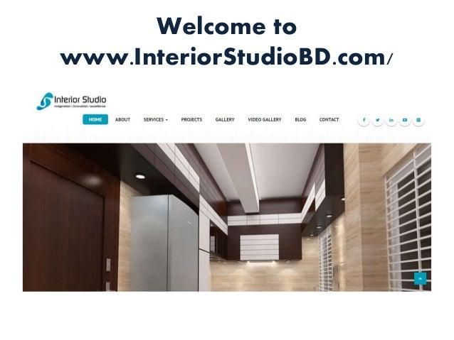Welcome To InteriorStudioBD Architectural Design Bangladesh Best Interior