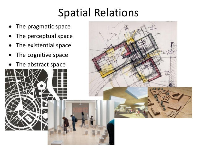 Architectural design concepts approaches for Concept of space in architecture