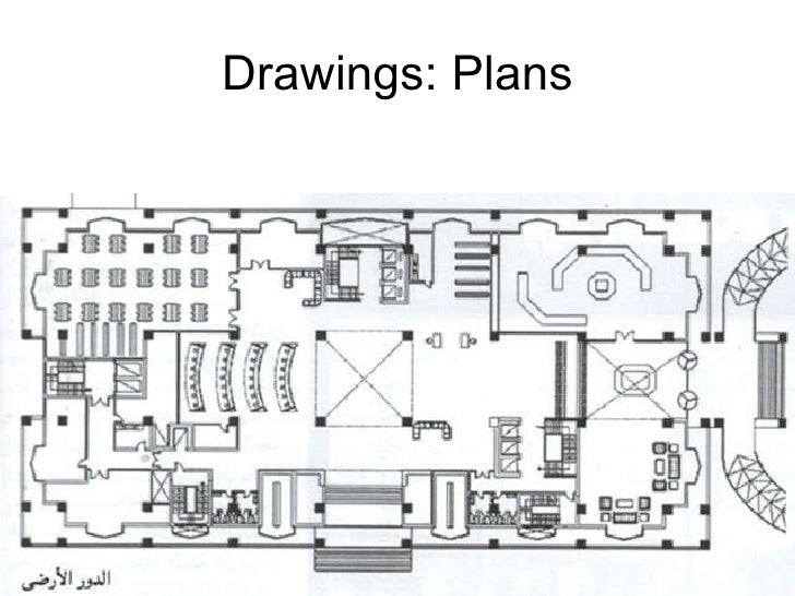 drawings plans 40 - Architectural Plans