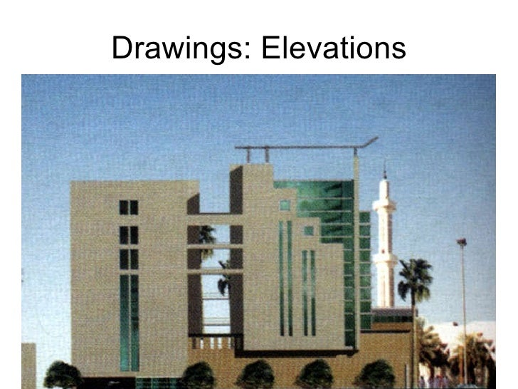 Drawings: Elevations; 79.
