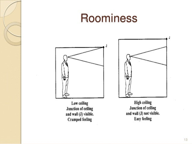 Roominess 13