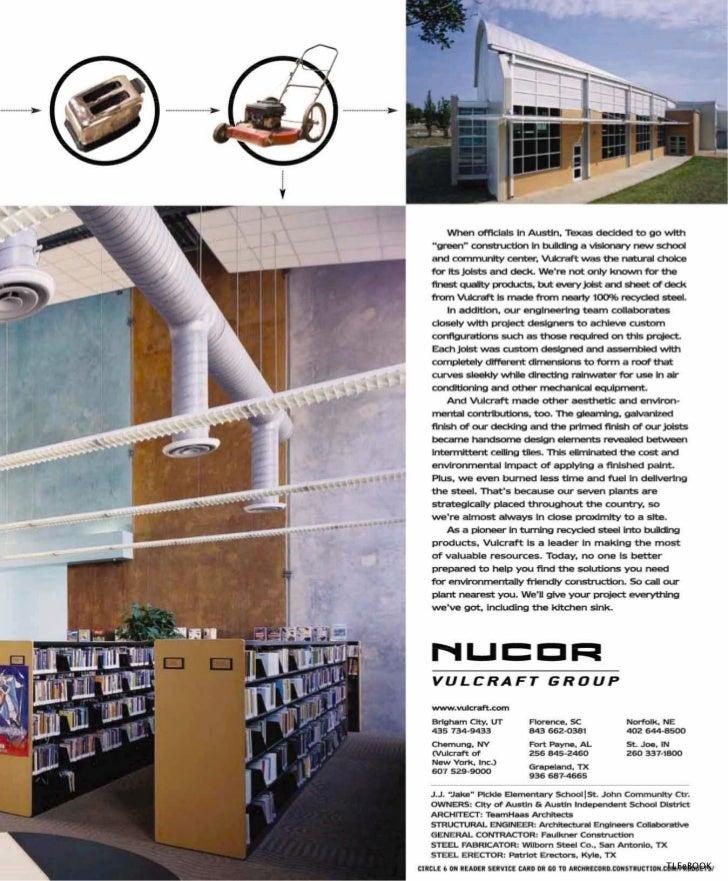 architectural record 2005 02