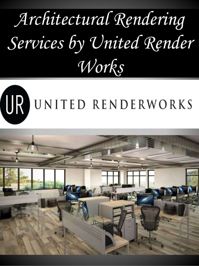Architectural Rendering Services By United Render Works