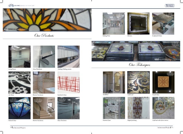 Architectural Stained Glass Catalogue