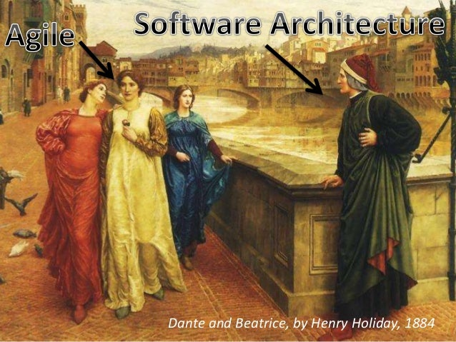 Software Architecture and Agile: Is it Unrequited Love? Slide 3