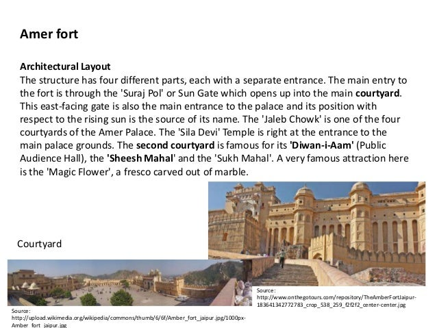 Architecture And Planning Of Jaipur