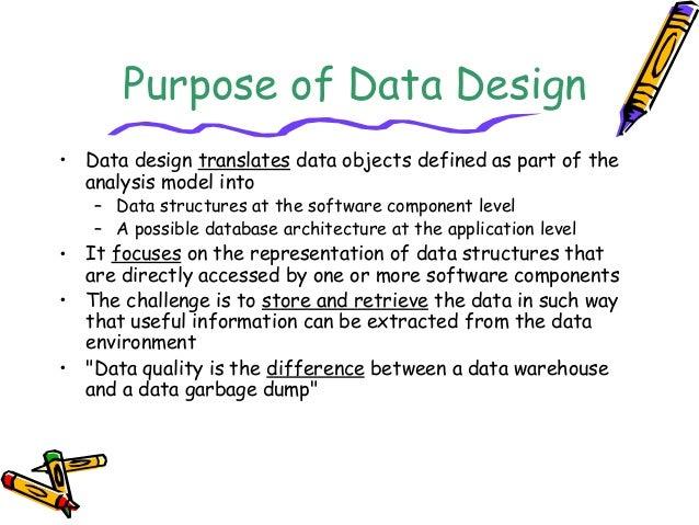 Beautiful ... 10. Data Design ...